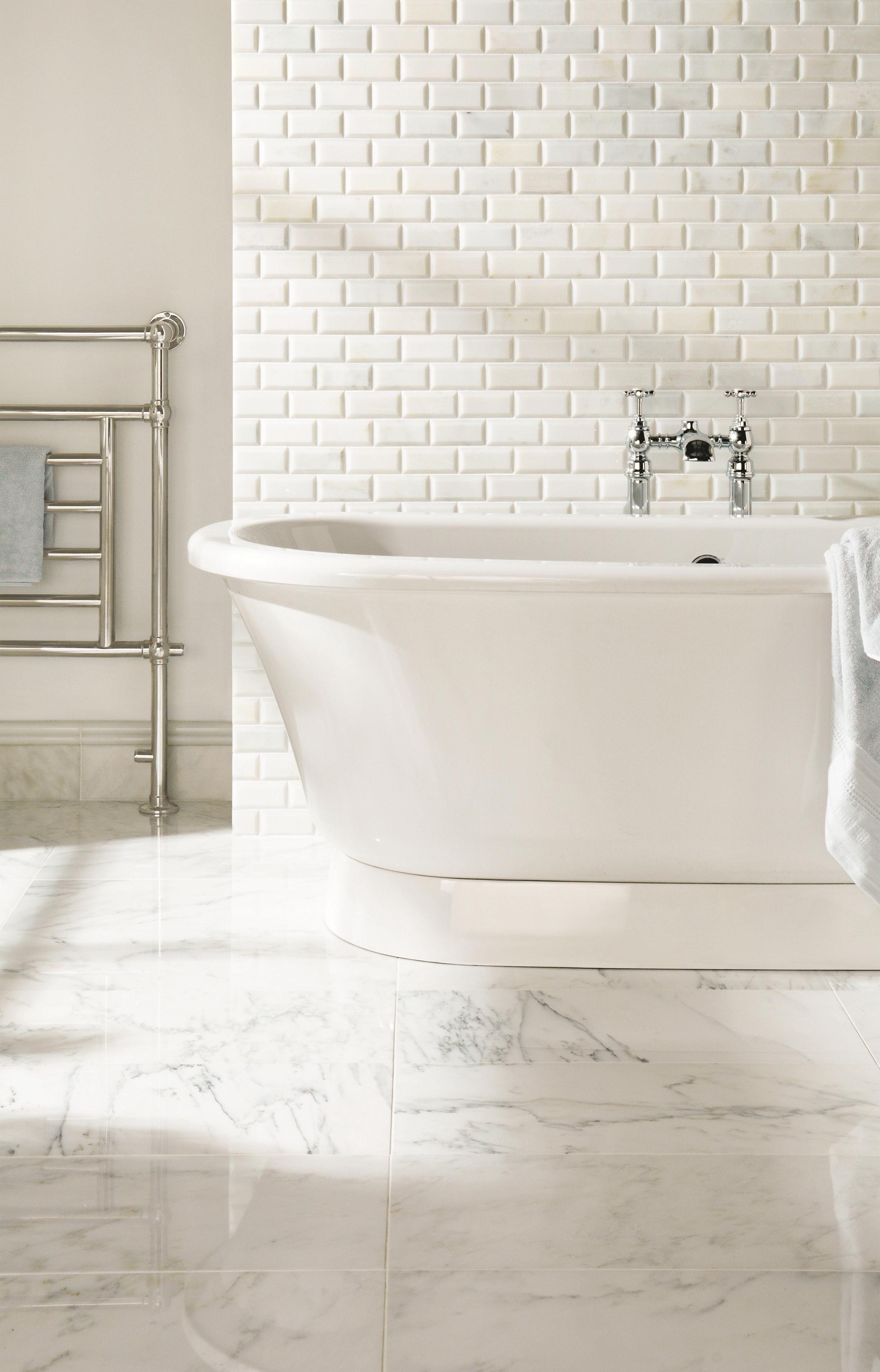 40 Nice Bevelled Tiles Pattern Decortez Marble Bathroom Floor Marble Bathroom Subway Tiles Bathroom