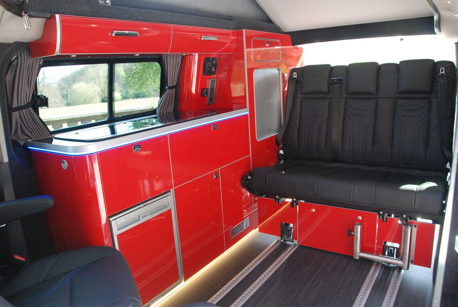 Ford Camper Van Interior Hartwellcouk