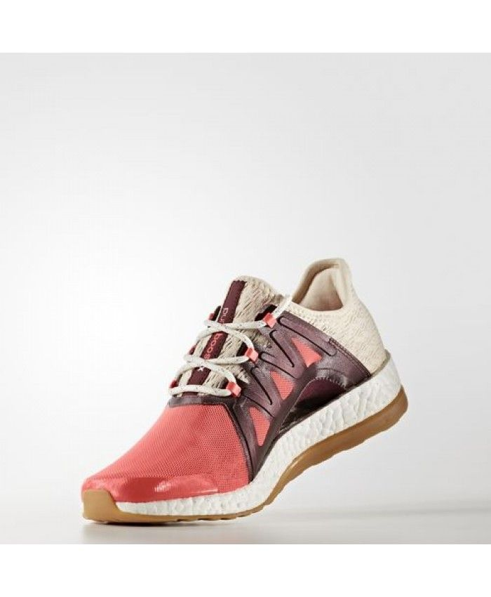 c7c0855c87f Adidas Pure Boost Xpose Clima Shoes BB1739 Easy Coral Linen Maroon ...