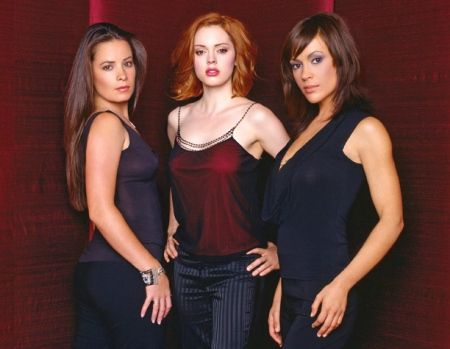 Gallery For Shannen Doherty Charmed Reunion Shannen Doherty Charmed Holly Marie Combs Charmed Tv Show