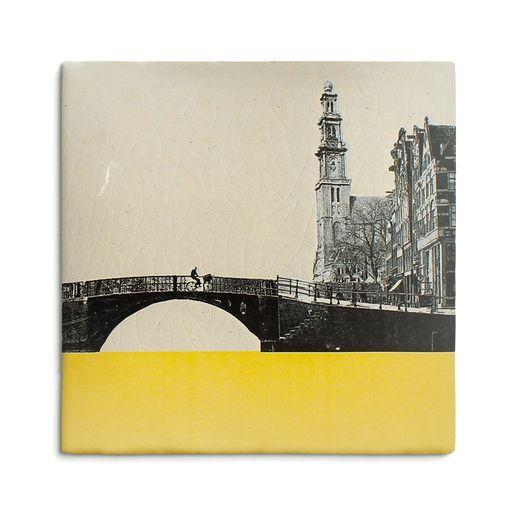25eu tegel Storytile / Amsterdam / S