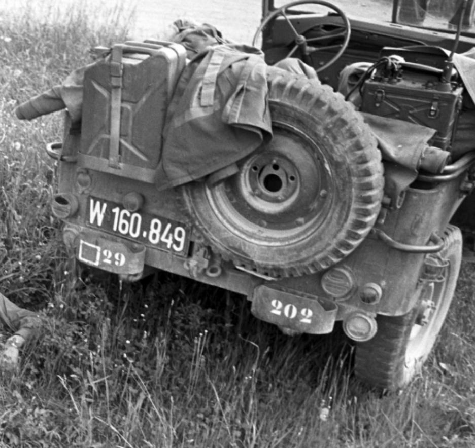 Willys Jeep Bundesheer Osterreich Willys Jeep Austrian Army Willys Jeep Willys Jeep