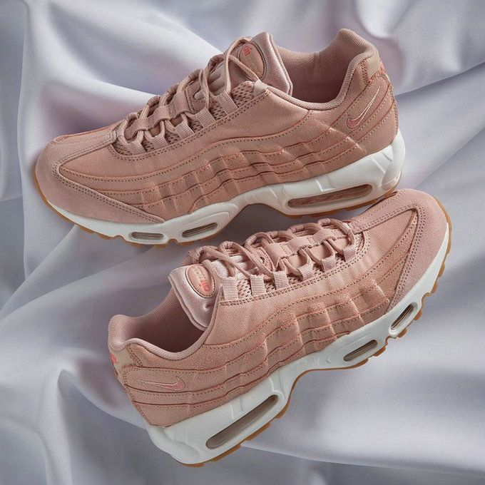 size 40 8a150 8a025 ... sale nike air max 95 pink oxford prm hers trainers 2595a 20a35
