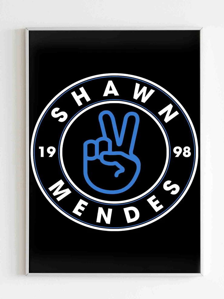 Shawn Mendes Poster Shawn Mendes Shawn Mendes