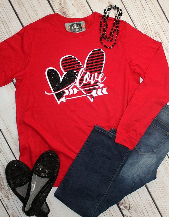 3b701e8b2cb Love Valentine Shirt