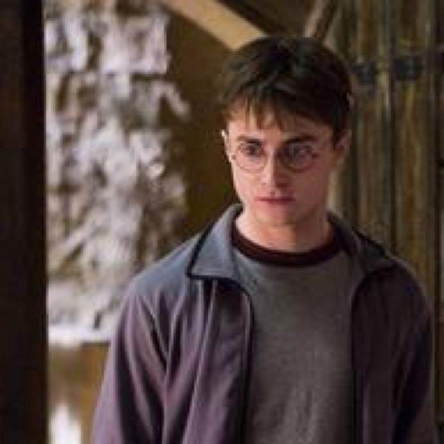 Harry Potter Age 16 Sanat