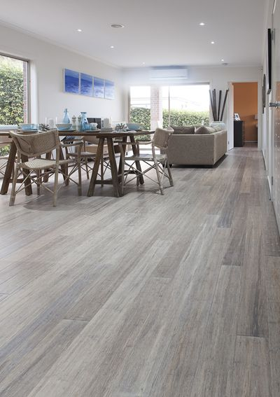 Beach House Bamboo Flooring  available in a 1840x122x14mm