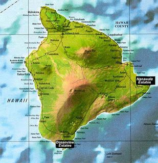 picture about Printable Maps of Hawaii named Significant Island Hawaii-Totally free Printable Maps #Hawaii #Massive_Island