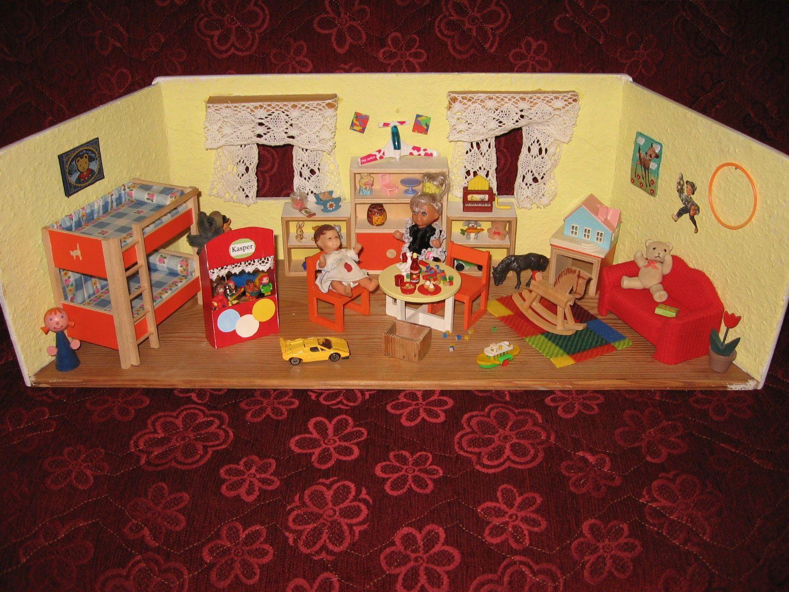Kinderzimmer mit bodo hennig m bel puppenhaus - Kinderzimmermobel ebay ...