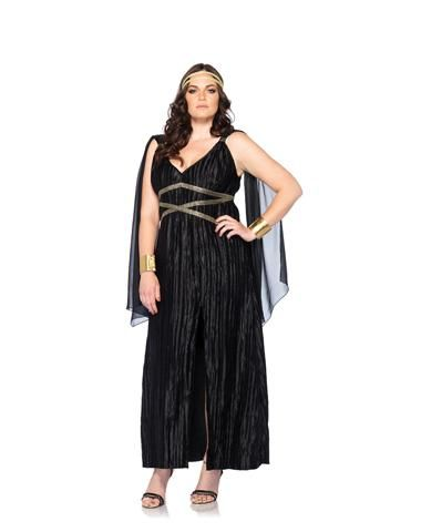 Dark Goddess Adult Plus Size Costume  d663103b5cf4