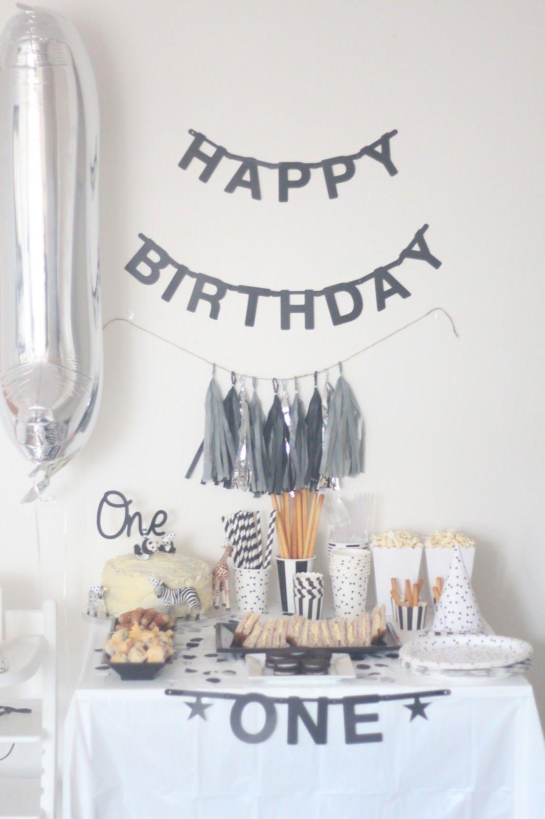Pin On First Birthday