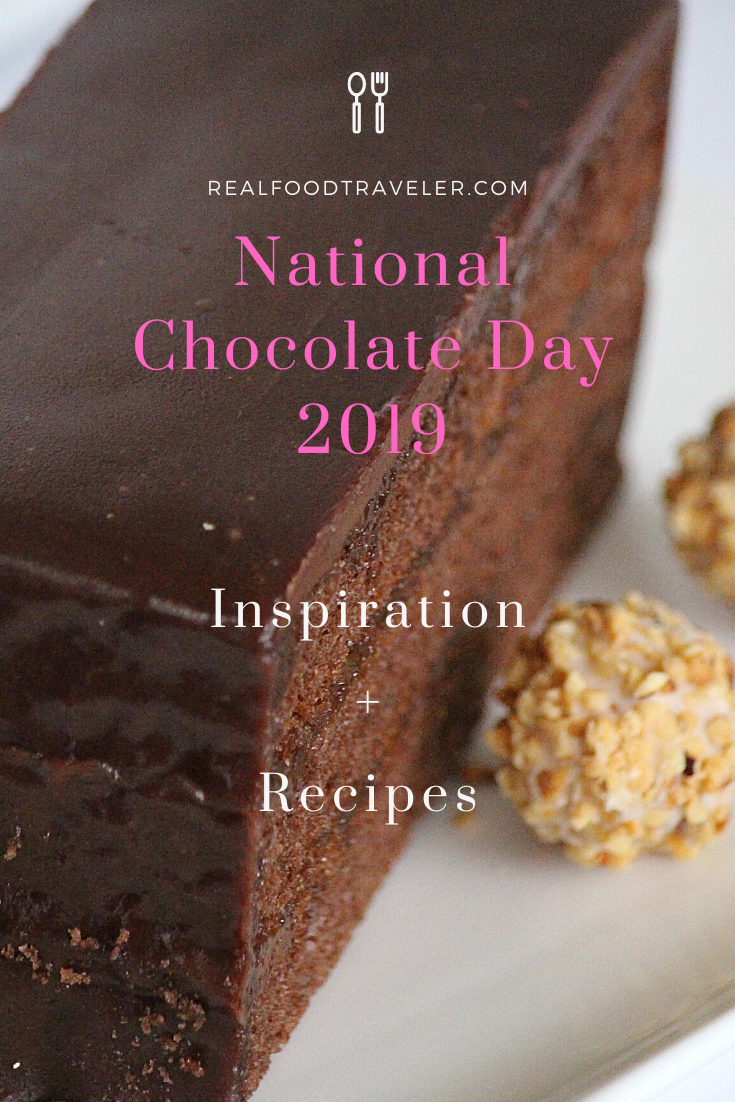 Ways To Celebrate National Chocolate Day 2019 Real Food Dessert Chocolate Day Best Hot Chocolate Recipes