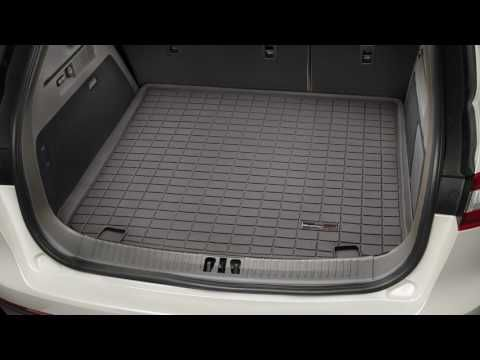 2015 Chevrolet Suburban Cargo Mat And Trunk Liner For Cars Suvs And Minivans Weathertech Com Cargo Liner Weather Tech Trunk Liner