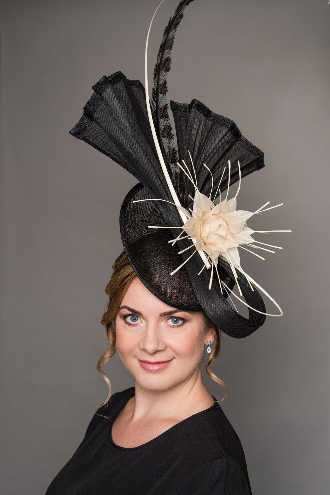 Amore headwear ascot hat in 2020 race day hats ascot