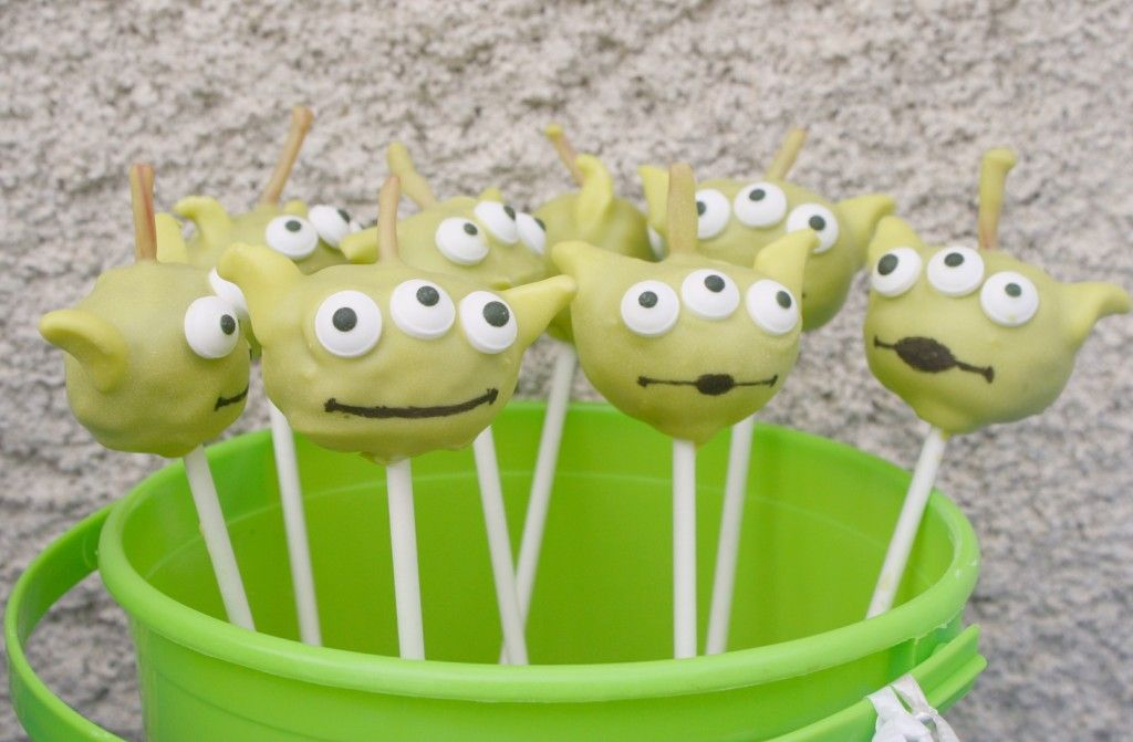 34+ Buzz lightyear cake pops inspirations