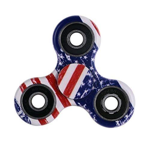 New Style Spinner Fidget Toy With Hybrid Ceramic Bearing American Flag Spinner Unbranded Fondo De Pantalla De Dibujos Animados Rapidos Y Furiosos Juguetes