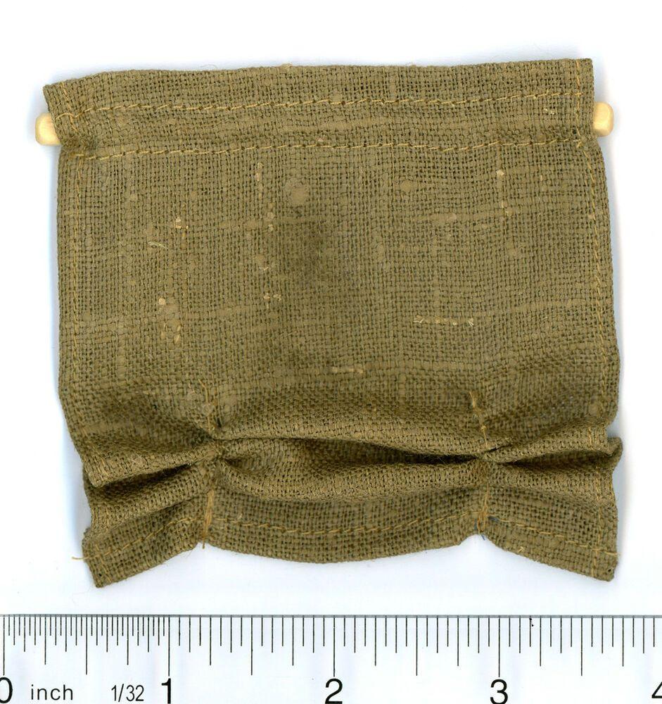 Rug Set #6MRS  runner woven dollhouse miniature 1-12 scale carpet 3pc