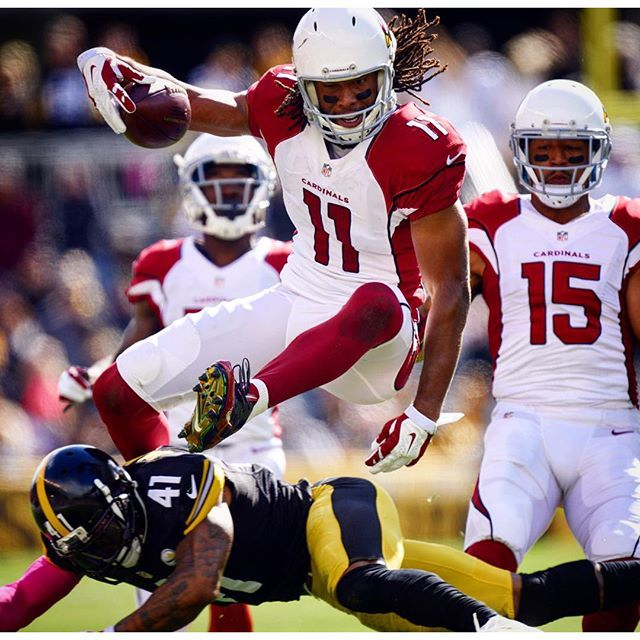 Leaping Larry  #AZCardinals   #AZLotteryPOTD   PHOTO OF THE
