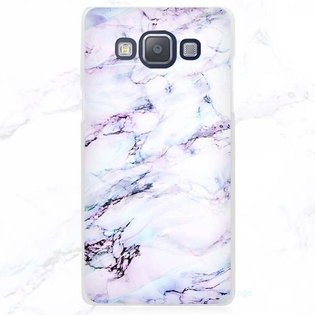Watercolor Marble Stone Design Phone Case For Samsung Galaxy A3 A5 A7 A8 A9 2016 2017 Phone Cases Marble Phone Cases Samsung Phone Cases
