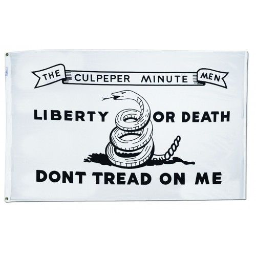 Culpeper Flags With Images Dont Tread On Me