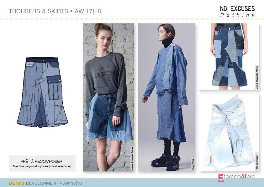 Trends : 5forecastore.fashion presents the new Denim trend ...