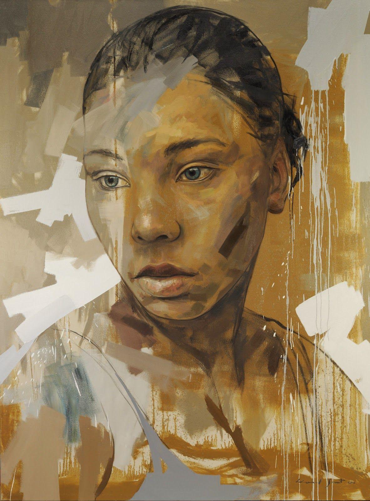 Artist Lionel Smit {contemporary figurative