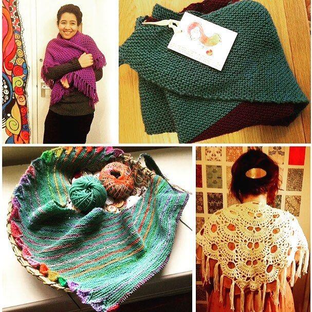Shawl Hugs in my latest blog post! #shawls #knittedshawl #crochetshawl #prayershawl #crochetastherapy #knittingastherapy #craftastherapy #crochet #crochetersofinstagram #knitting #knittersofinstagram by themercerie