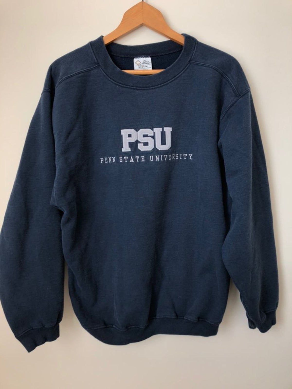 Vintage Penn State Nittany Lions 90s Vintage College Sweatshirts College Shirt Outfit College Sweatshirt Outfit [ 1600 x 1200 Pixel ]
