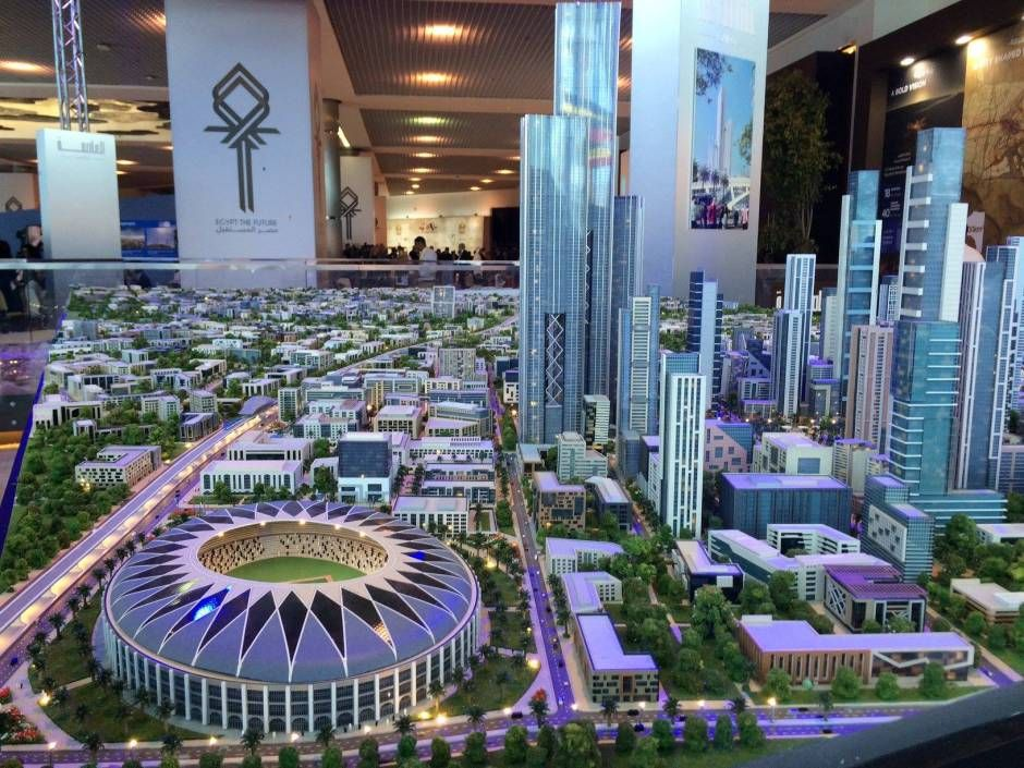 Egypt unveils grand plans to build a new and glitzy capital to the east of Cairo, Egypt - DesignDaily | DesignDaily