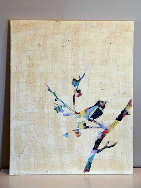 Recycled Wall Decor Ideas : Diy wall decor ideas recycled crafts and cheap