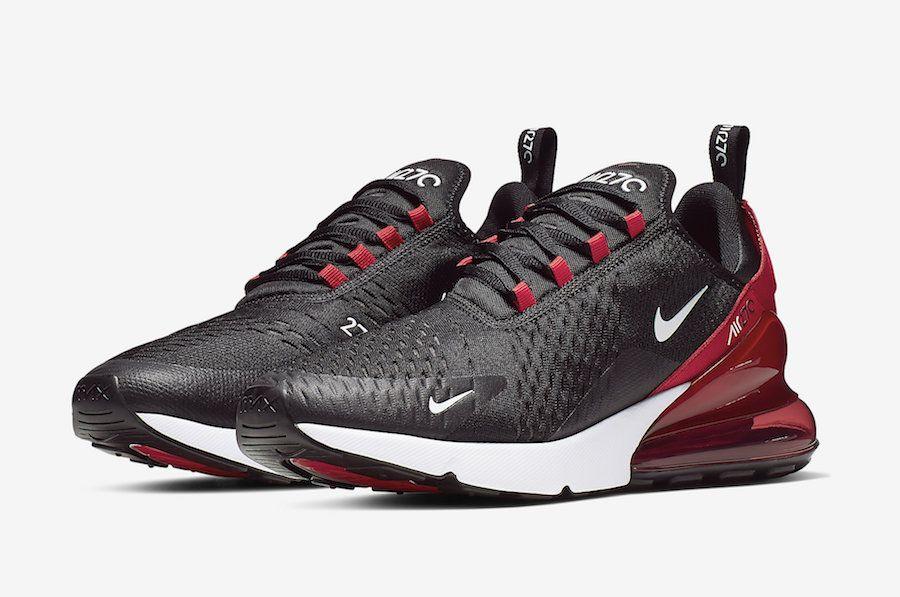 Nike Air Max 270 Bred AH8050-022 Release Date - Sneaker Bar ...