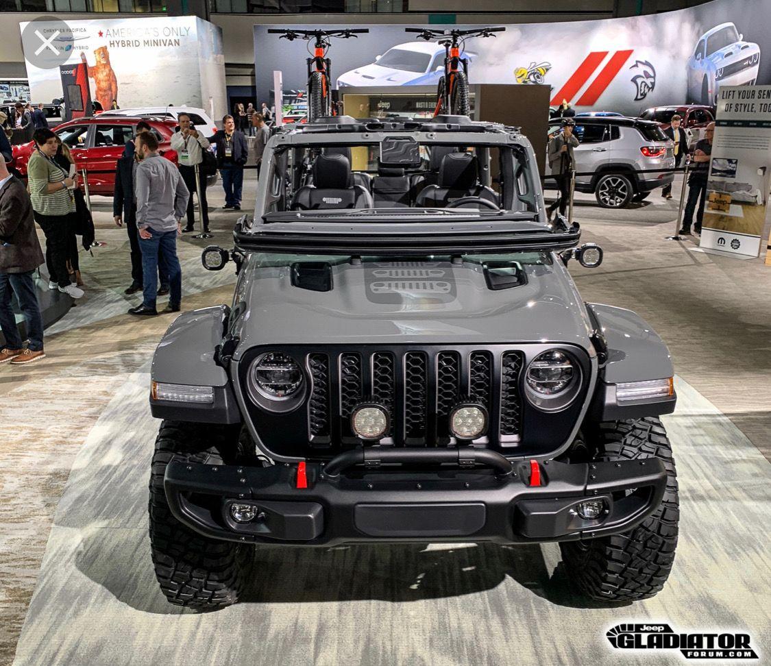 Gladiator Sting Gray Gladiator, Jeep gladiator, Black truck