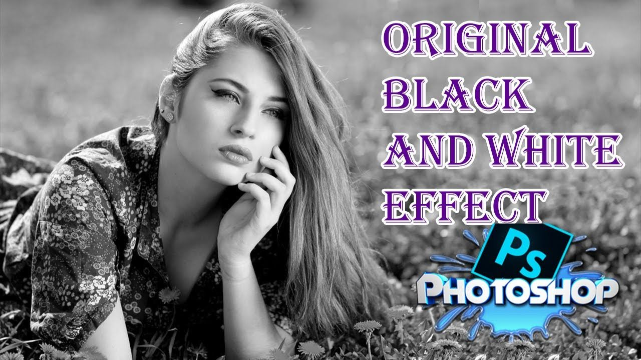 Photoshop cc 2017 tutorials in hindi black and white effect in photoshop cc 2017 tutorials in hindi black and white effect in photoshop baditri Images