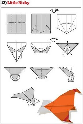 cool paper plane diagram rheem package unit wiring how to build planes kids origami