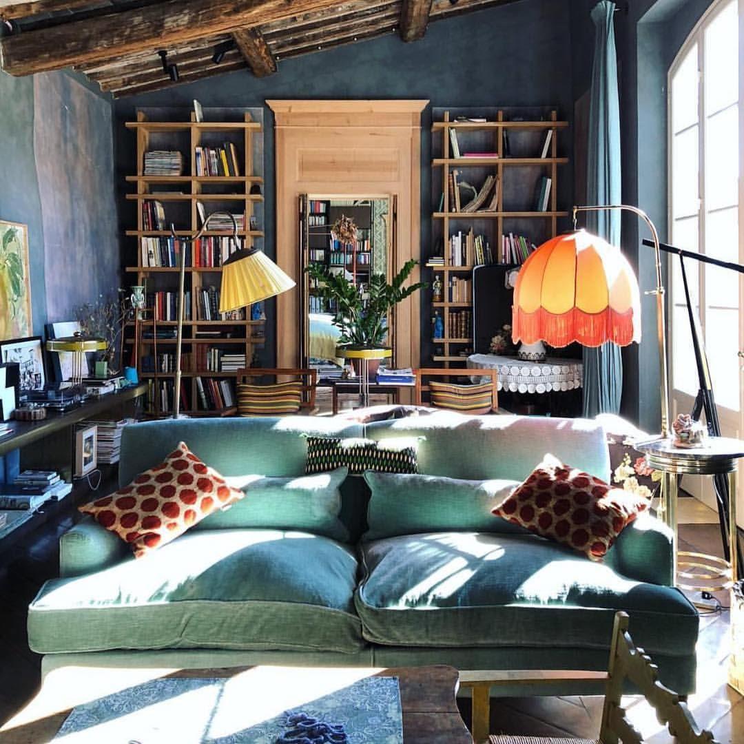 Camere Da Letto Corsini.Botanicaetcetera The Glorious Living Room At The Home Of Fiona