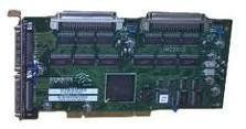 SYMBIO 348-0046671A SYM22802 Dual HVD PCI SCSI Controller 348-0046671A 3480046671A