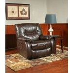 Parker Living - Argus Faux Leather Power Recliner - 812P-SA