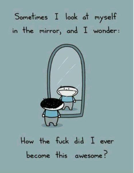 Sometimes I wonder... ;-)