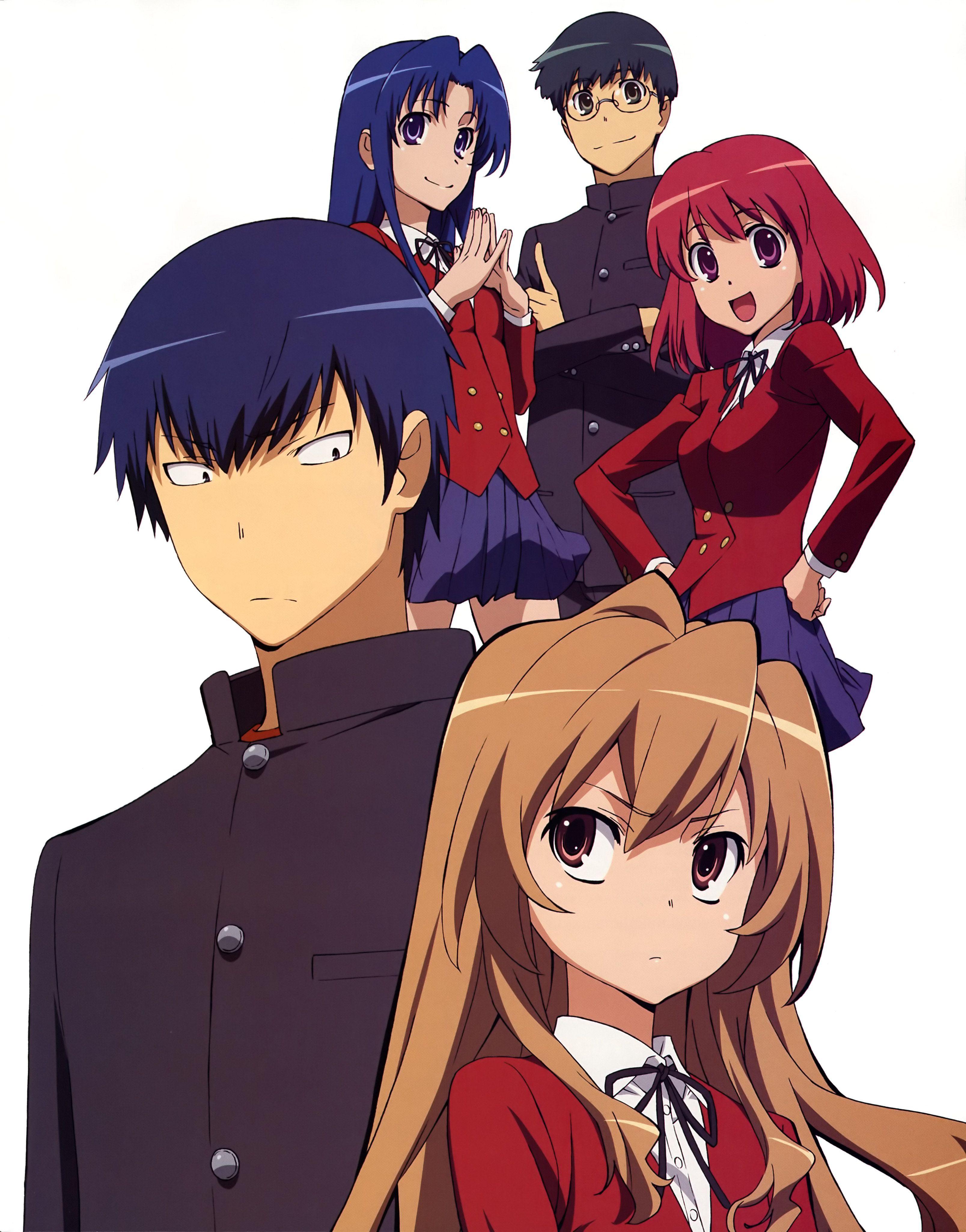 Toradora! 01 25 Toradora, Anime, Anime romance