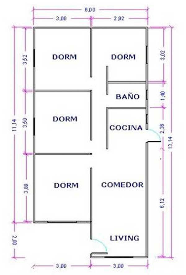 Ver plano plano cabana gratis planos ver planos de maderas for Planos arquitectonicos de casas gratis
