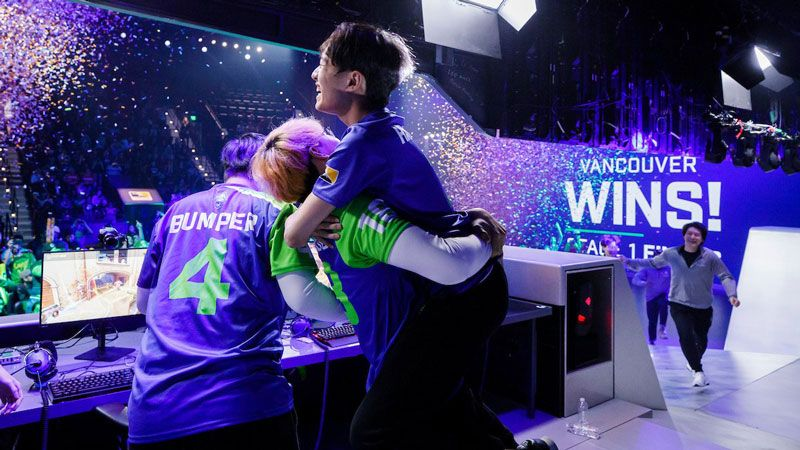 Around The Owl Vancouver Titans Victorious In Stage One Playoffs Best Series Overwatch Victorious