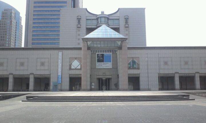 横浜美術館 (Yokohama Museum of Art) : 横浜市, 神奈川県