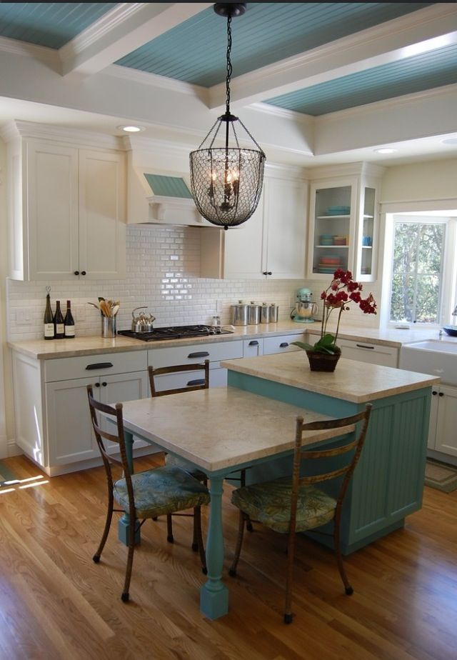 Houzz for tight space in kitchen | furniture | Pinterest | Cocinas ...