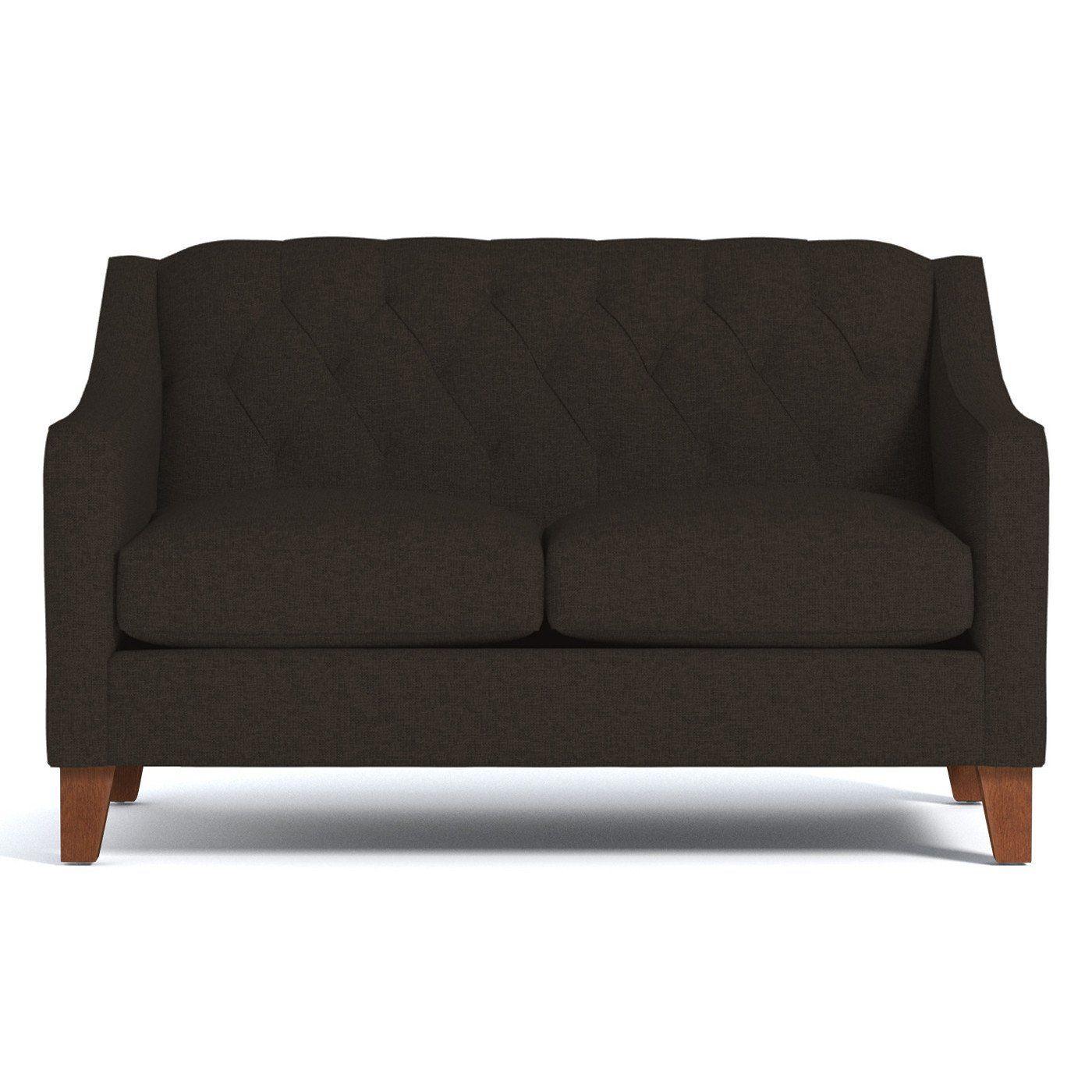 Jackson Apartment Size Sofa From Kyle Schuneman CHOICE OF FABRICS