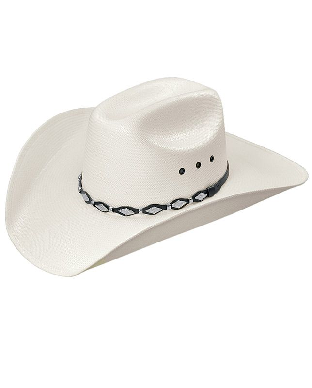 5d875b7dc MHT Tomball 20X Straw Western Hat with Rider Crown - Straw Hats ...