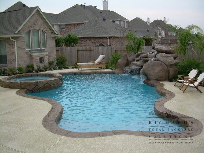 High Quality Houston Swimming Pool Gallery » Richards Total Backyard Solutions Pool  Ideas, Dream Pools, Swimming