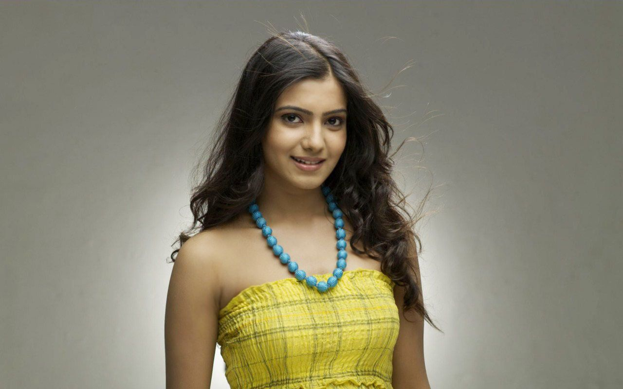 beautiful south indian actress samantha photos and wallpapers