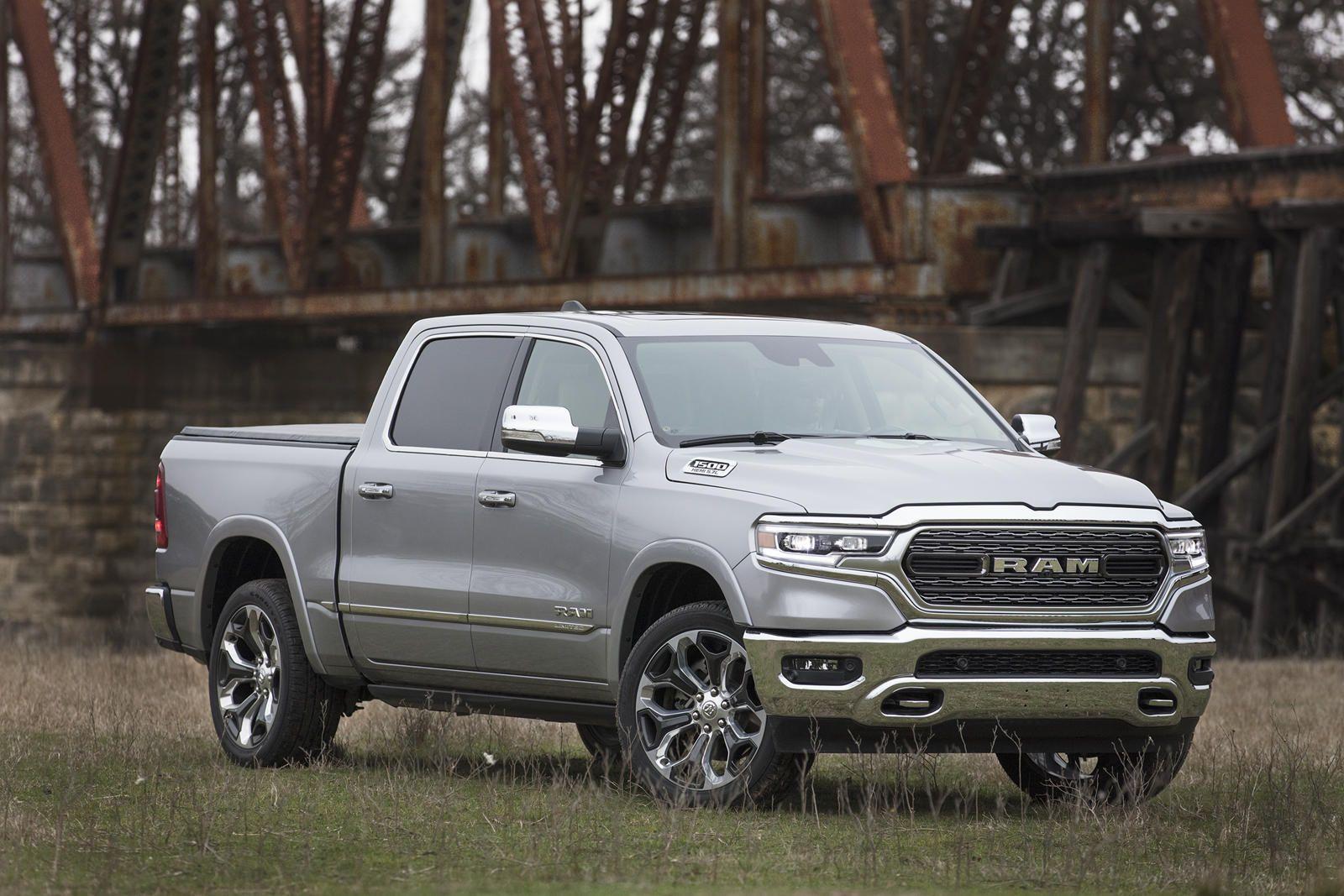 2020 Ram 1500 Test Drive Review Trucking Has A New Benchmark In 2020 Dodge Trucks Ram Dodge Hemi Dodge Pickup