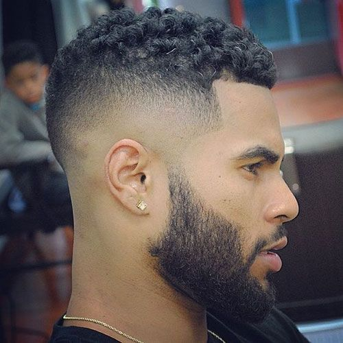 The Taper Fade Haircut Types Of Fades Men S Hairstyles And