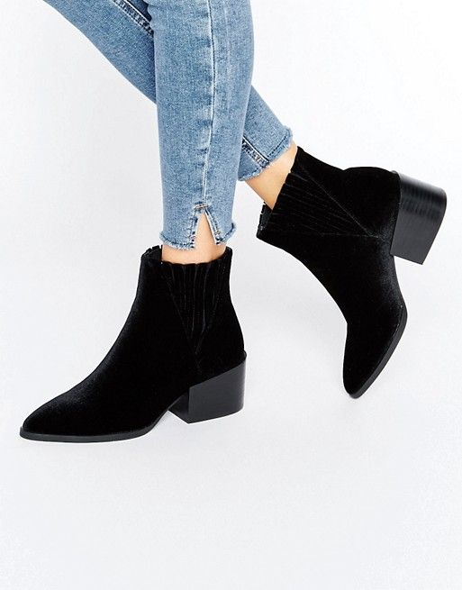 04a3ced6f49 ASOS | ASOS RASCONI Pointed Chelsea Boots | FASHION | Pointed ...